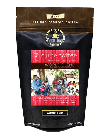 Project C.U.R.E. World Blend