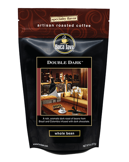 Double Dark Coffee