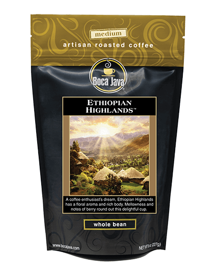 Ethiopian Highlands Coffee