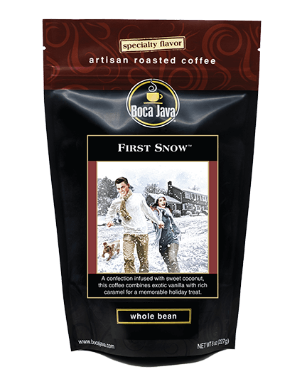 First Snow Coffee