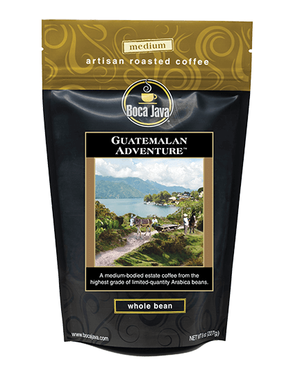 Guatemalan Adventure Coffee