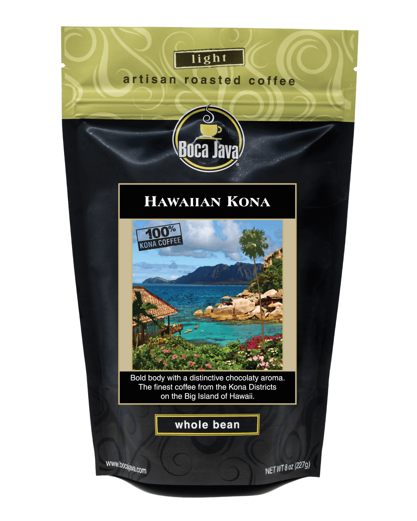 100% Hawaiian Kona Extra Fancy