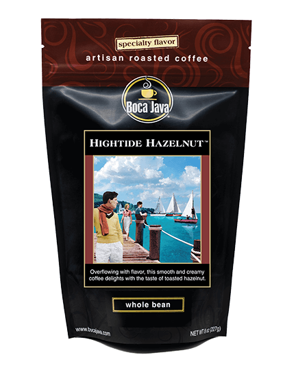 Hightide Hazelnut Coffee