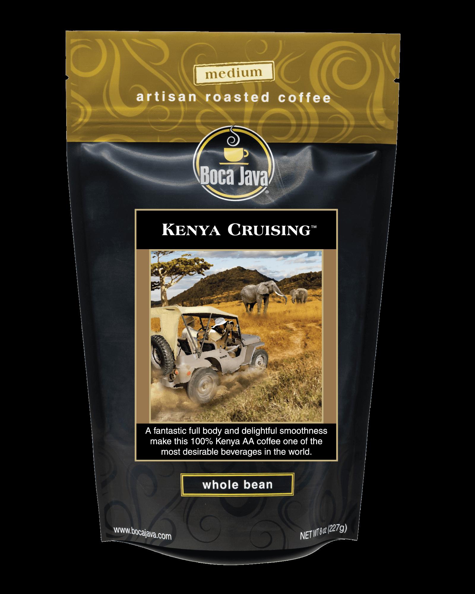 Kenya Cruising