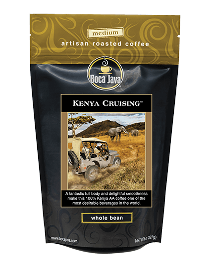 Kenya Cruising Coffee