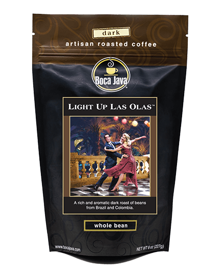 Light Up Las Olas Coffee