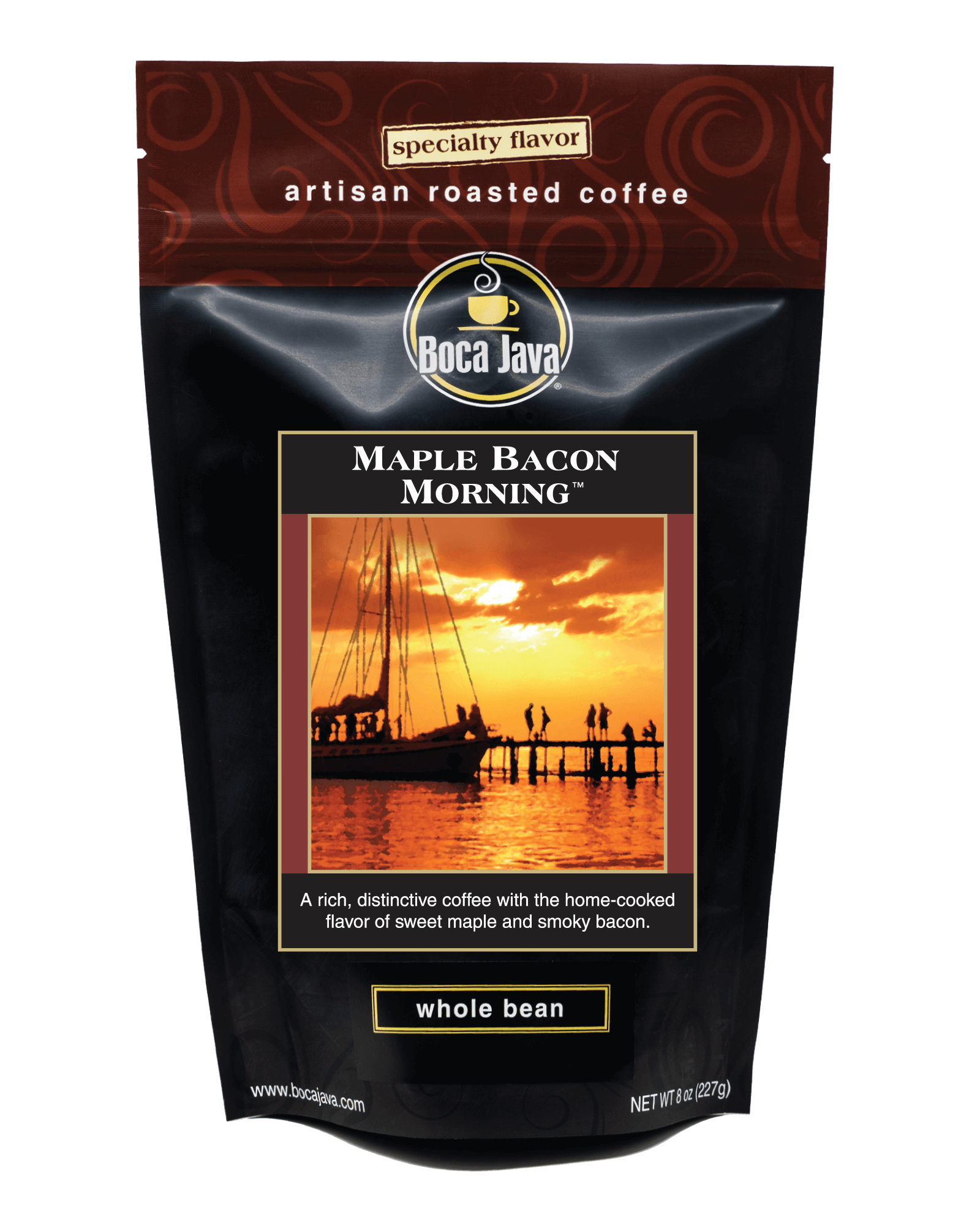 Maple Bacon Morning