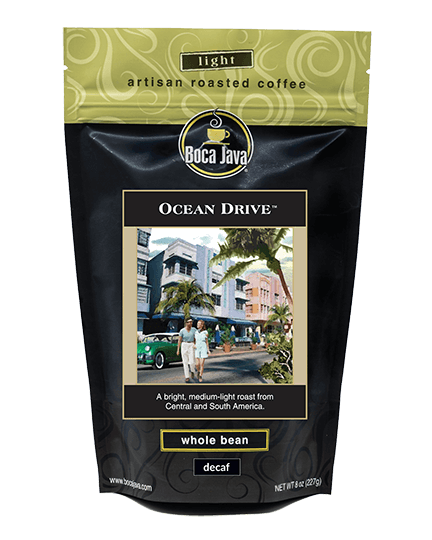 Ocean Drive Coffee (decaf)