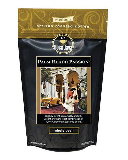 Palm Beach Passion Coffee