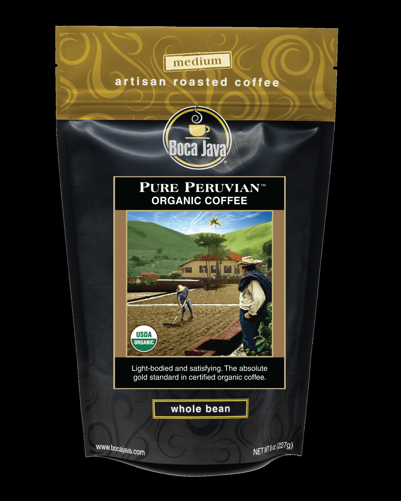 Pure Peruvian Organic