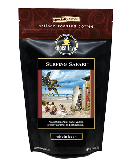 Surfing Safari Coffee