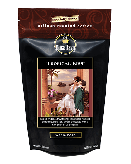 Tropical Kiss Coffee