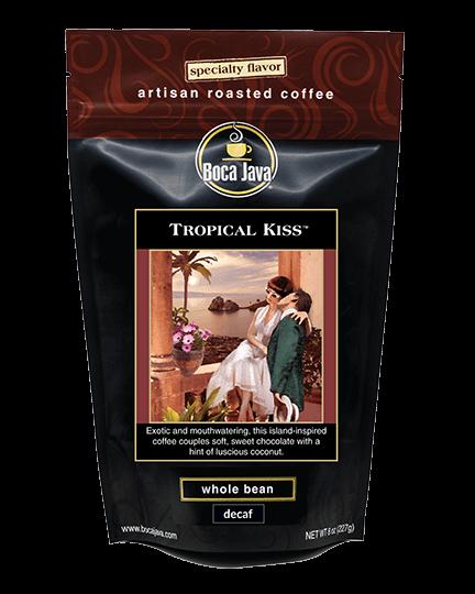 Tropical Kiss Coffee