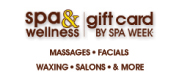 Spa & Wellness by Spa Week $25 4% Bonus Rebate